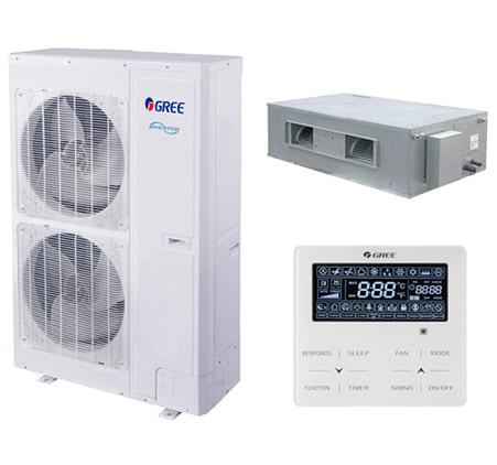 Канальный кондиционер Gree «Duct Inverter» FGR20Pd/DNa-X