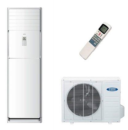 Колонный кондиционер General Climat GC-FS60AR-N/GU-FS60H